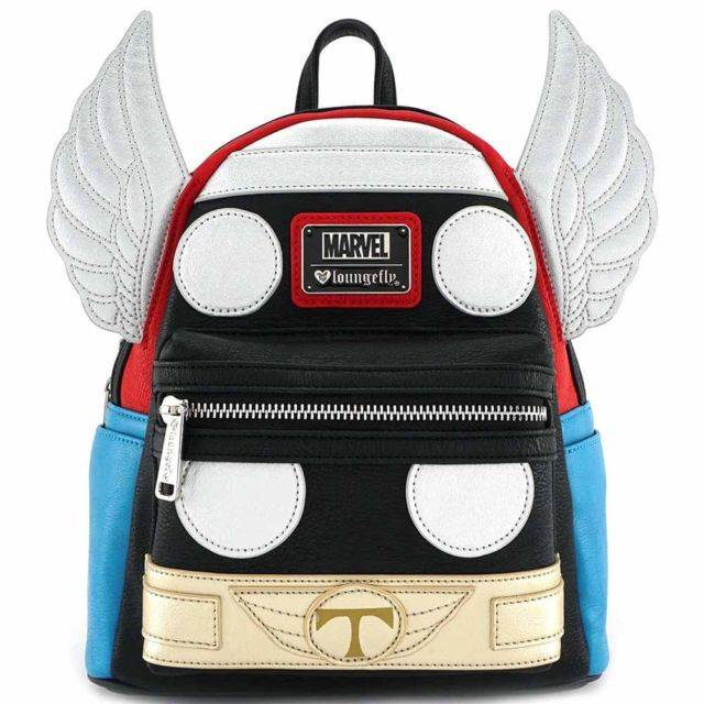Loungefly Marvel -Thor Mini Backpack / Rugtas -Thor
